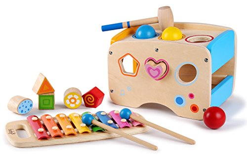 Kids Destiny Pound A Ball Game with Slide Out Xylophone and...