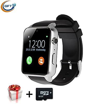GFT MTK2502C GT88 Smart Watch V4.0 Bluetooth a9 ...