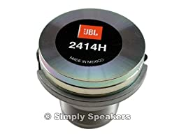 JBL Factory Replacement Driver 2414H, 342423-002X