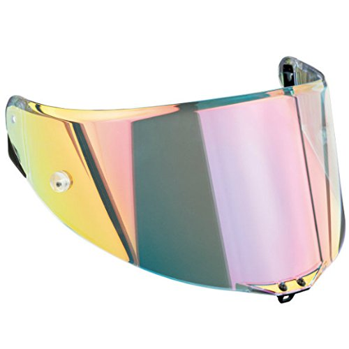 AGV Anti-Scratch Shield for Pista Helmet - Rainbow KV0A6A1004 by AGV