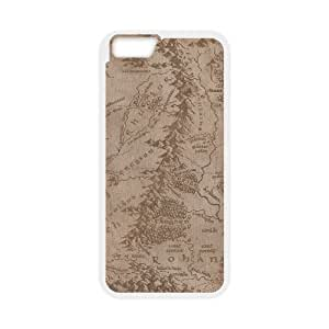 iPhone 6 Plus 5.5 Inch Phone Case White Lord of the Rings LH4909194