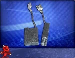 Escobillas de carbón para Bosch MARTILLO PERFORADOR GBH11DE, 11223EVS, 11245EVS