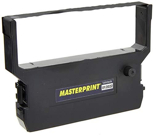 Fita Para Automação, Masterprint, 1021009, Preto
