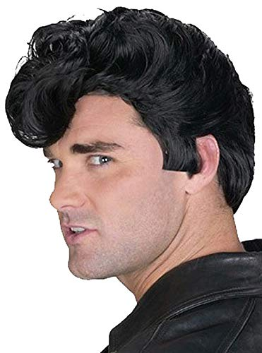 Dannys Grease Costume Wig - Adult