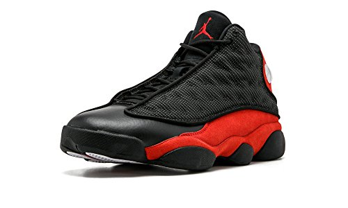 "Jordan Retro 13""Bred Black/True Red-White (11 D(M) US) from Jordan"