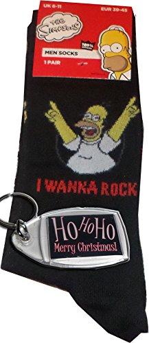 Set de calcetines para hombre - Homer Simpson calcetines y ...