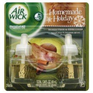 Reckitt Benckiser Homemade Holiday Baked Pear & Cinnamon ...