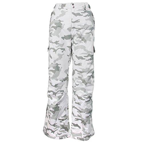 - Arctix Classic Series Ski Snowboard Cargo Pant Men's Size Small Snow Camo