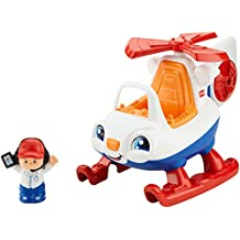 Fisher-Price Little People Helicopter - French Edition