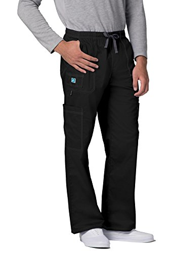 Adar Pop-Stretch Mens 7-Pocket Cargo Pants