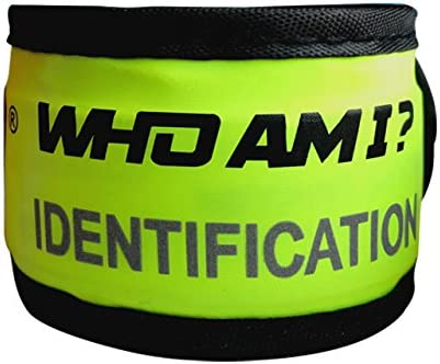 Who Am I Replacement Bands for LED Child ID Bracelets-6 Strips