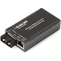 Black Box Media Converter Gigabit Ethernet Single Mode 1310nm 10km SC