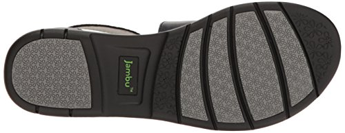 Pictures of Jambu Women's Cape May Wedge Sandal WJ17CPY91 Midnight Print 8.5 M US 6
