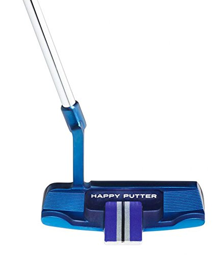 Happy Putter 2017 Blade 36 Inch Eye Align Series Adjustable Putter W/Head Cover