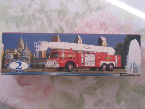 1995 Sunoco Aerial Tower Fire Truck Series 2 (Tower Truck Fire)