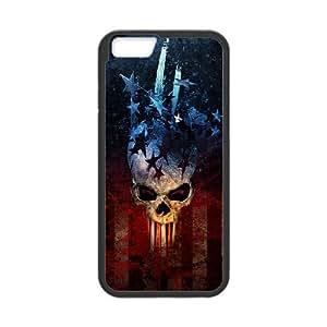 iPhone 6 Plus 5.5 Inch Cell Phone Case Black Diablo zupo