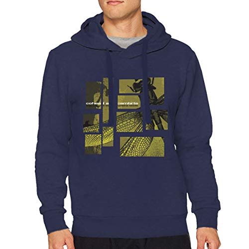 Coheed Cambria Teens Simple Style Long SleeveHoodie 31 Navy ()