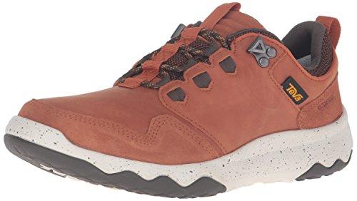 Teva Arrowood Lux Wp, Zapatos de Low Rise Senderismo para Hombre Marrón (Cognac Cog)