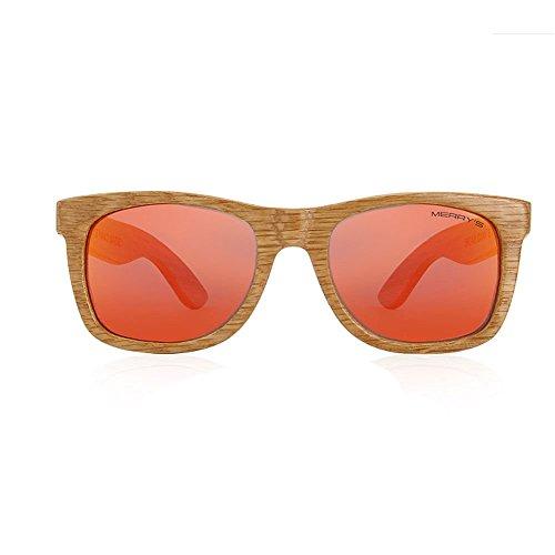 Dumpie Homme Marron Soleil Arancione Humpie Lunettes de 0wSqddx