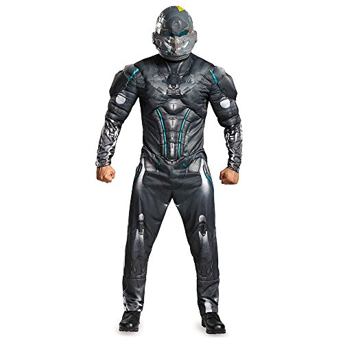 Disguise Spartan Locke Muscle Costume