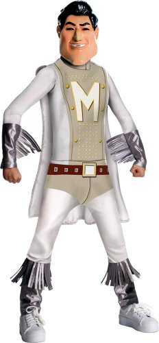 Rubie's Megamind - Metro Man Child Costume White Small -