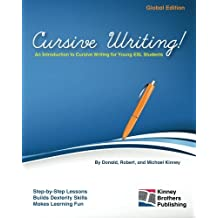 Cursive Writing!: Global Edition