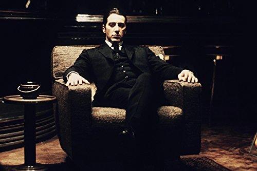 al pacino godfather 2 poster