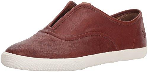 FRYE Women Maya CVO Slip on Sneaker Cognac