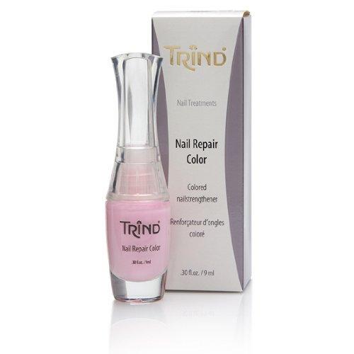 Trind Nail Repair Color- Pastel Lilac #5, 0.3 fl oz