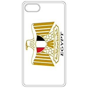 Egypt Coat Of Arms Flag Emblem White Apple Iphone 6 (4.7 Inch) Cell Phone Case - Cover