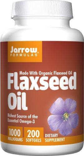 Jarrow Formulas Flaxseed Supports Cardiovascular