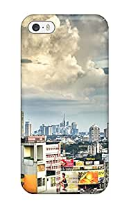 Special Abikjack Skin Case Cover For Iphone 5/5s, Popular Building Photography Phone Case