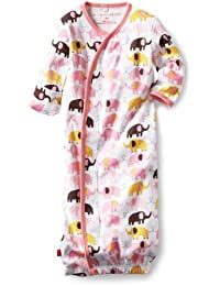 Magnificent Baby Boy's Marrakesh Gown, Elephant, New Born