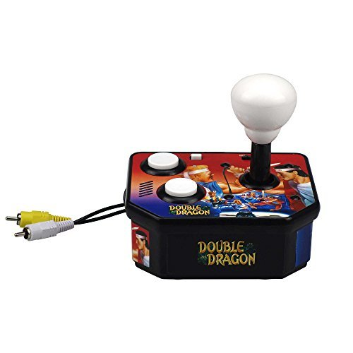Double Dragon Plug & Play TV Arcade Video Game