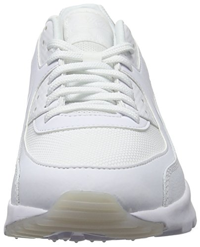 Max Blanco Femme Essential Blanco Nike Running White W 90 Air Ultra Platinum White Chaussures de Entrainement pure UpEq1P