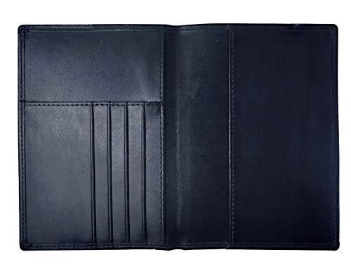 Wallet Passport Holder, Leather Passport Case Cover Holder