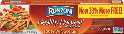 ronzoni whole wheat pasta - 4