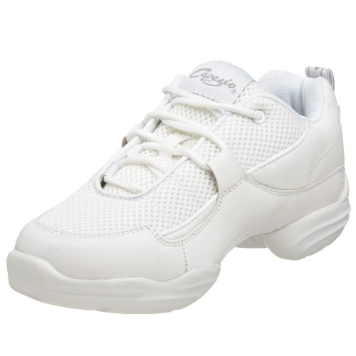 DS11 White Fierce Dansneaker Women's Capezio Zzwc5xq6Ow