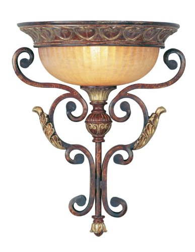 Livex Lighting 8580-63 Villa Verona Wall Sconce (Transitional Wallchiere)