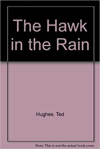 the hawk in the rain hughes ted