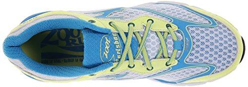 Zoot W Carlsbad - Zapatillas de running para mujer Lt Grey/Maliblue/Green