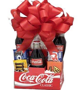 Coca Cola and Snacks Gift Box