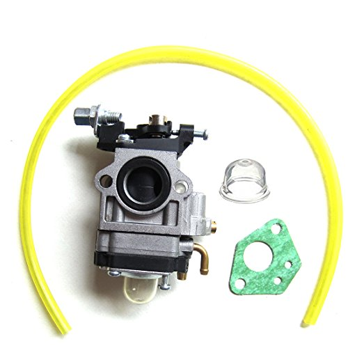 (Carburetor Carb for 43cc 49cc 2 Stroke Gas Scooter Mini-Chopper Pocket Rocket X-TREME XG-550 XG-505 XG-499)