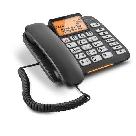 (Gigaset DL580 Caller ID Handsfree Corded Phone)