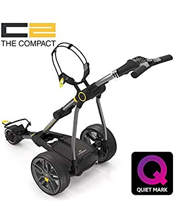 CARRITO DE GOLF ELECTRICO POWAKADDY C2 COMPACT CON BATERIA DE LITIO 18/27 HOYOS COLOR