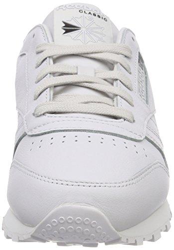 Cn1479 da Bianco Donna Basse Ginnastica Reebok Scarpe White Black Porcelain Oqw7BxH