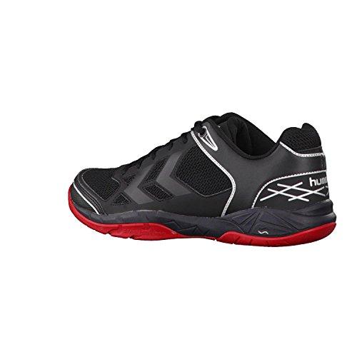 Zapatillas Z4 Para Hummel Deportivas Unisex Omnicourt Adulto Interior Negro qZBPtT