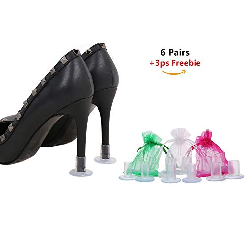 14ad194186d Rubber heel stoppers High heel protectors stiletto heel tips protect covers  for dirty