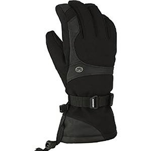 Gordini Women's Tactic Gloves, Black, M