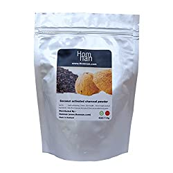 Hormnan : Activated Charcoal powder raw coconut organic and natural,Teeth whitening ,purifier,Detox and Home made product 4oz (113g)
